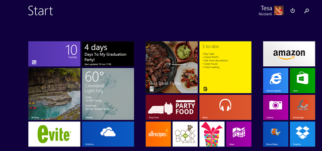 How To Plan The Perfect Summer Party With Windows 8.1