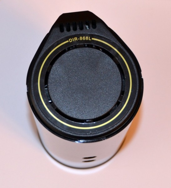 D-Link DIR 868L Top View