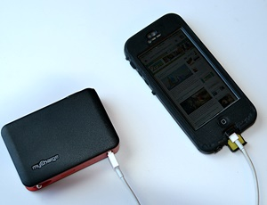 MyCharge Portable Charger - Charges Multiple Devices2small
