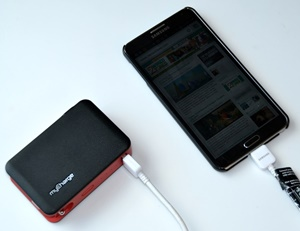 MyCharge Portable Charger - Charges Multiple Devicessmall
