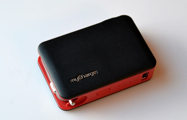 MyCharge Portable Charger - Front