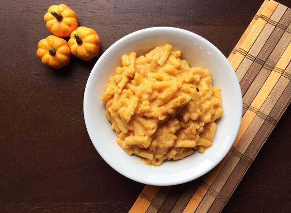 PumpkinMac & Cheese