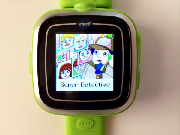 Vtech Kidizoom Smartwatch Game