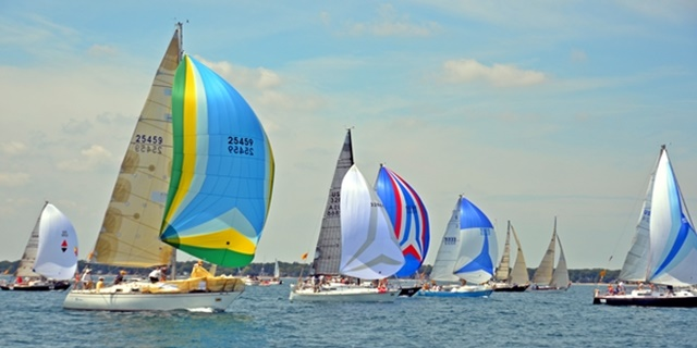 2014 Port Huron To Mackinac Sailboat Race