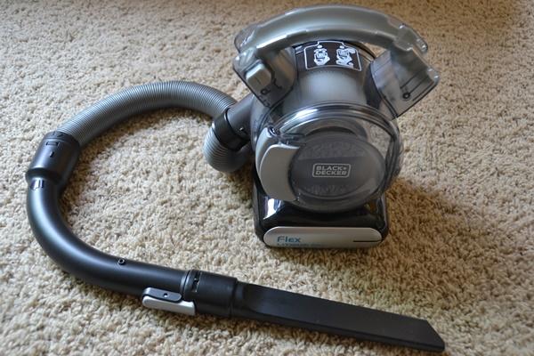 Black & Decker Flex Crevice Tools