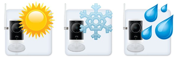 DLink Weathers the Elements