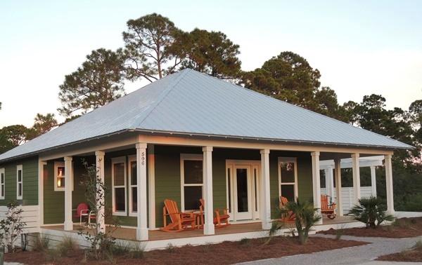 Casa Verde Porch
