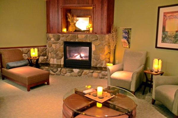 Grand Traverse Resort Fireplace