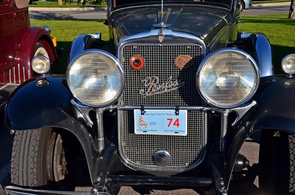 Grand Traverse Resort Historical Car Peerless