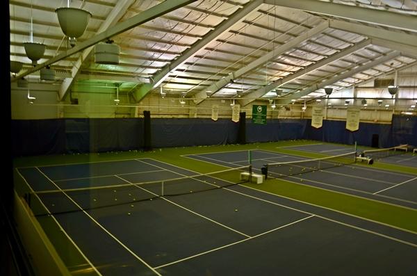 Grand Traverse Resort Indoor Tennis Courts