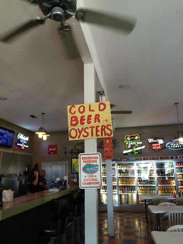 Gulf County Indian Pass Raw Bar