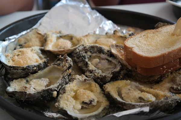 Gulf County Indian Pass Raw Bar Oysters