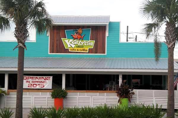 Gulf County KrazyFish Grille