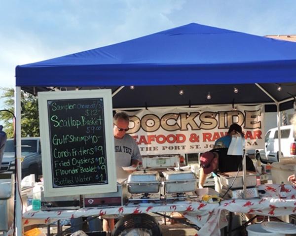 Gulf County Scallop Festival