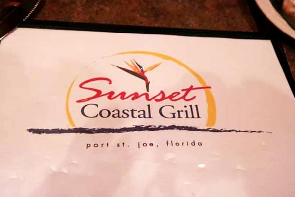 Gulf County Sunset Coastal Grill
