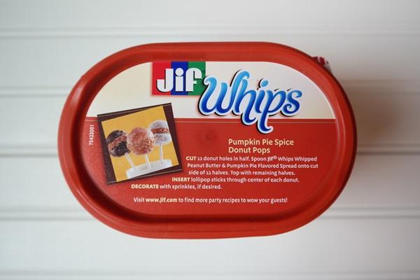 Jif Whips Pumpkin