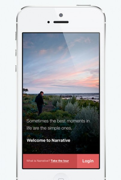 Narrative App