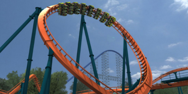 What's A Rougarou? The New Cedar Point Ride!