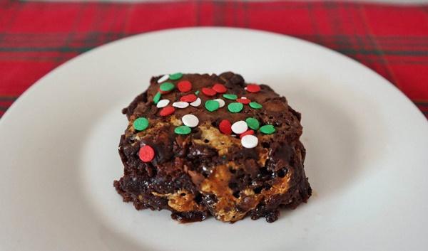 Salted Caramel Brownie Surprise
