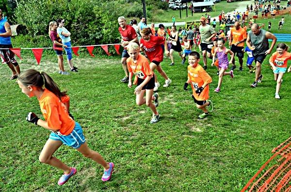 Swampfoot 4Mile Kids Run