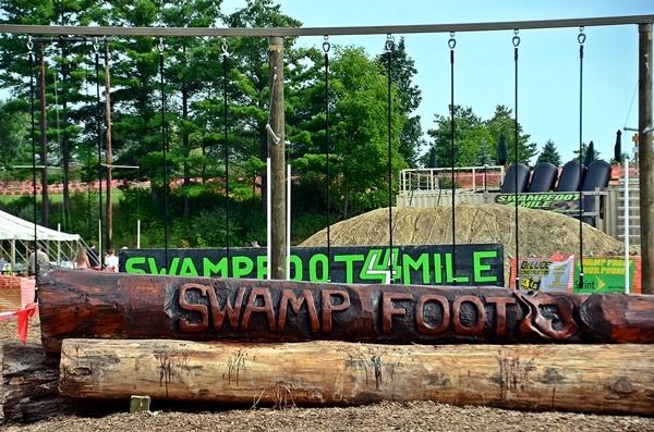 Swampfoot 4 Mile Mud Run