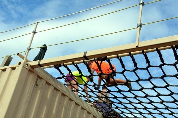 Swampfoot 4Mile Rope Bridge