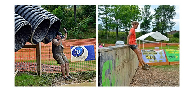 Our SwampFoot 4Mile Mud Run Pictures – 4 Miles, 45 Obstacles, & Lots of Mud!