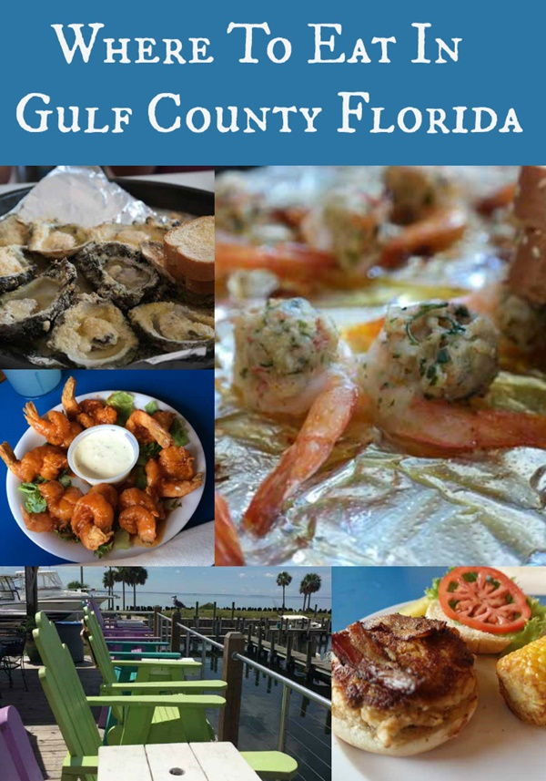 Where To Eat In Gulf County Florida