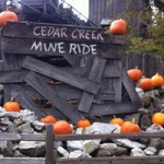 Halloweekends Cedar Creek Mine Ride Featured