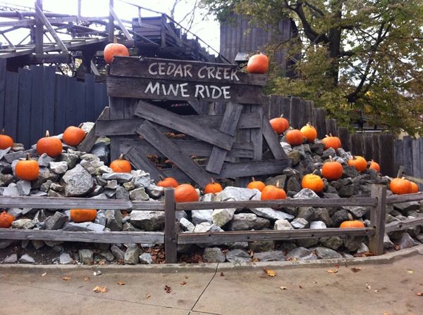 Halloweekends Cedar Creek Mine Ride