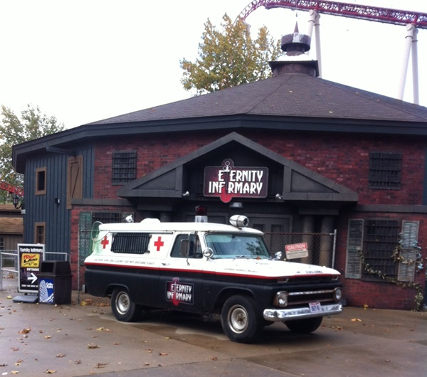 Halloweekends Eternity Infirmary