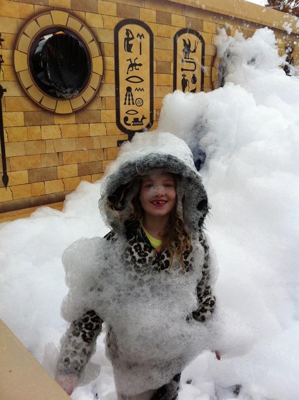 Halloweekends Foam Pit Fun