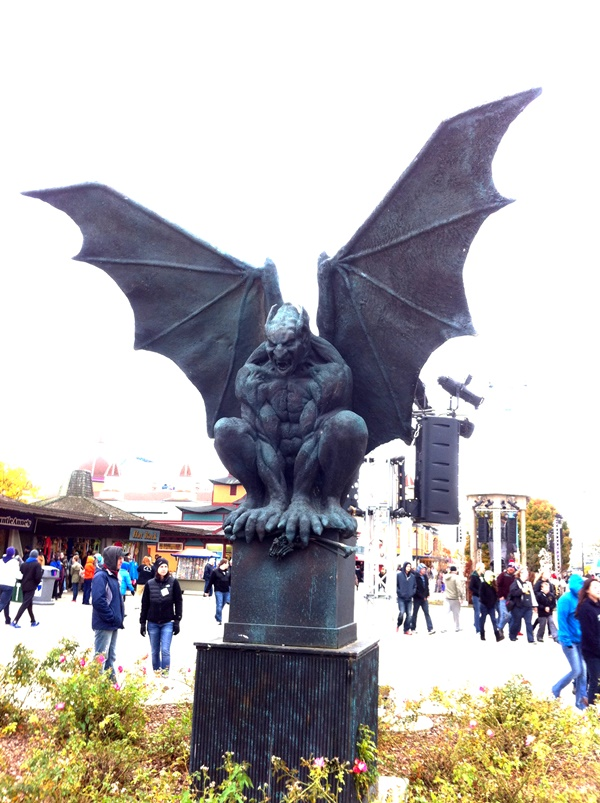 Halloweekends Gargoyle