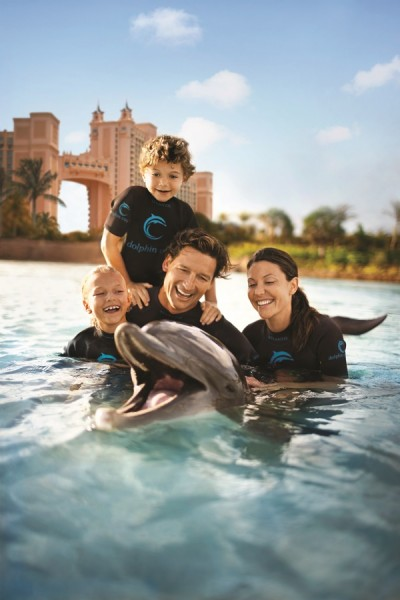 Atlantis - Dolphin Interaction Family