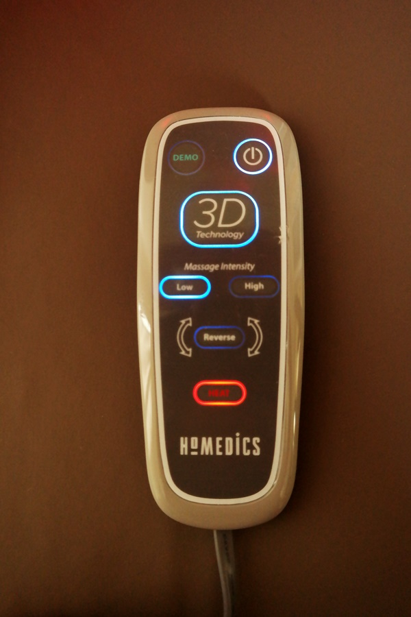 HoMedics Triple Shiatsu Cushion With Heat