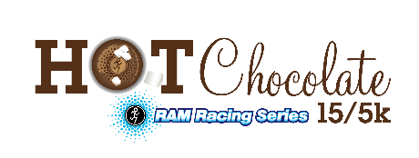 Hot Chocolate 15 - 5k Logo