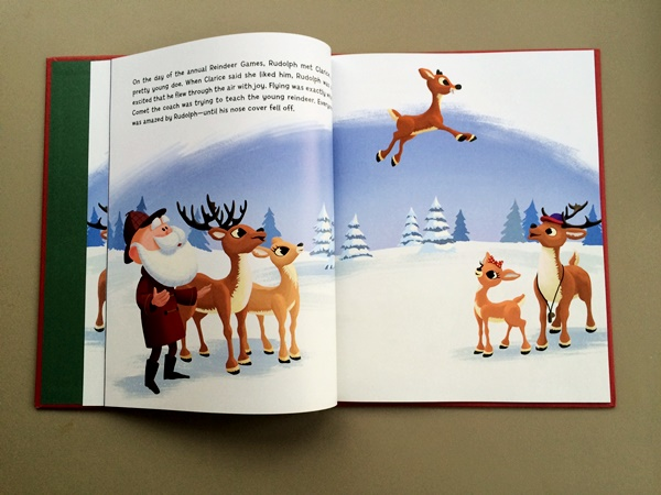 Rudolph Classic Story