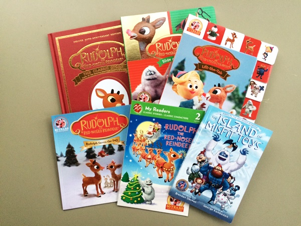 Rudolph New Books