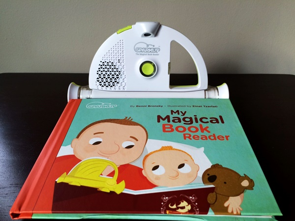 Sparkup Magical Book Reader Review