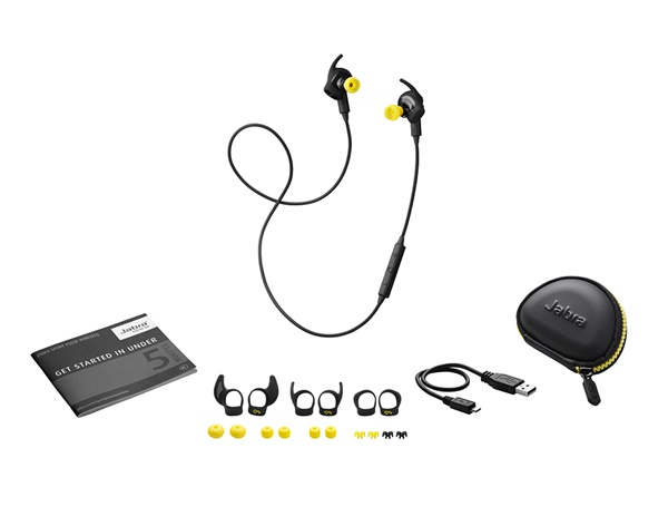 A Wireless Workout With Jabra Headphones From Best Buy