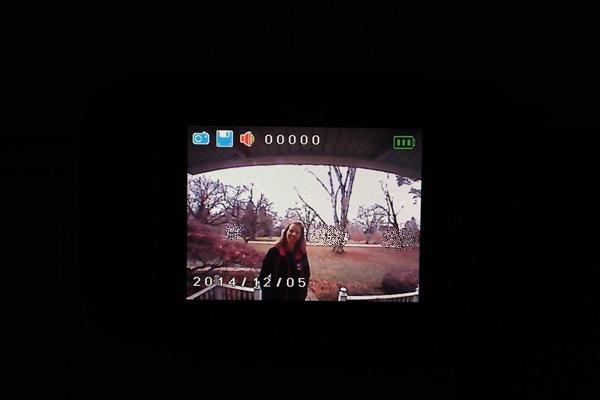 Yale Real Living Digital Door Viewer