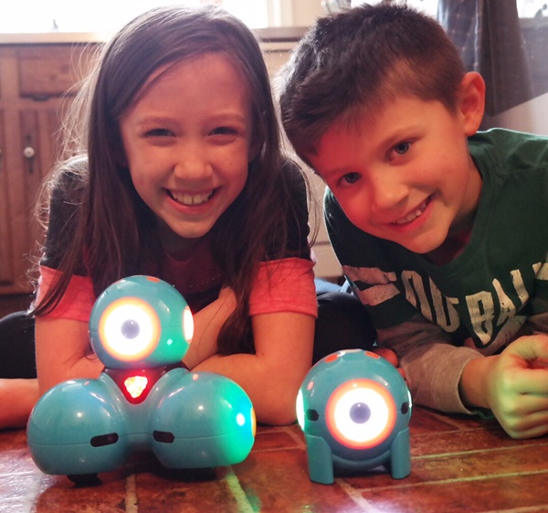 How To Get Kids Excited About Coding With Wonder Workshop's Dot & Dash