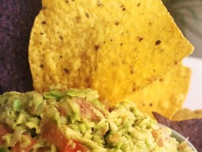 Game Day Guacamole Recipe Featured