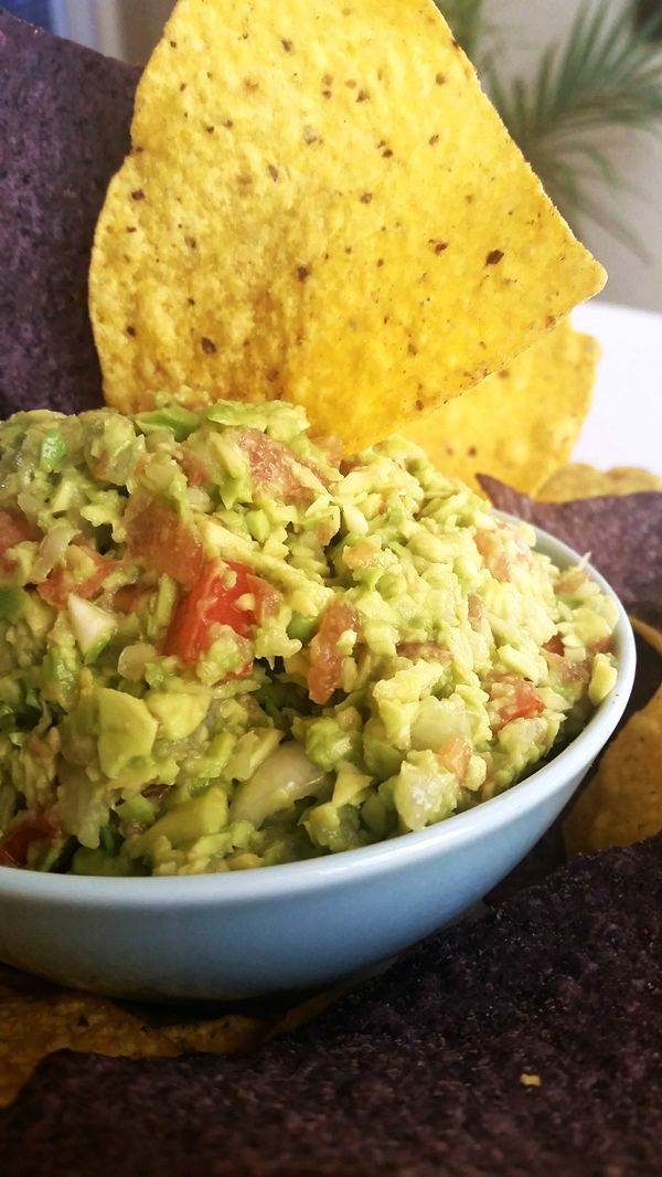 Game Day Guacamole Recipe