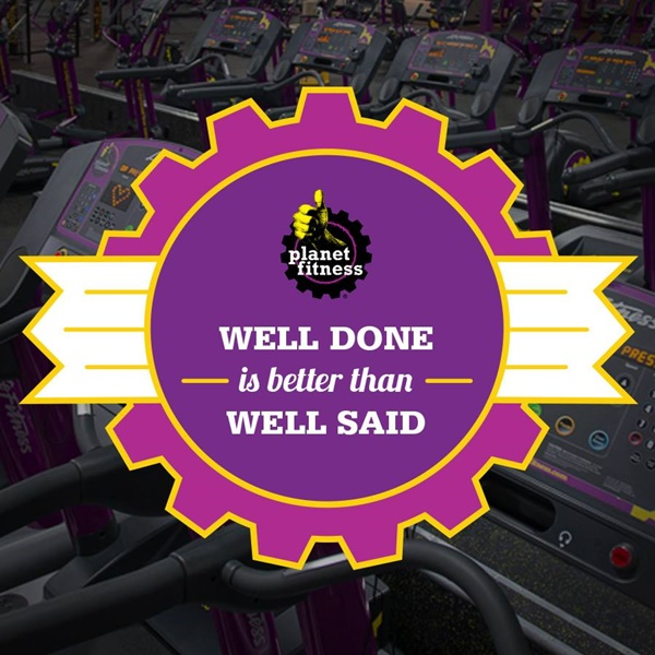 Planet Fitness Membership Deal
