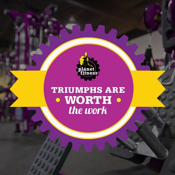 Planet Fitness Triumphs