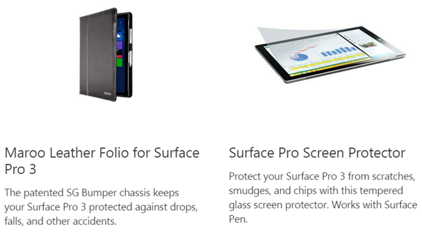 Surface Pro 3 Covers
