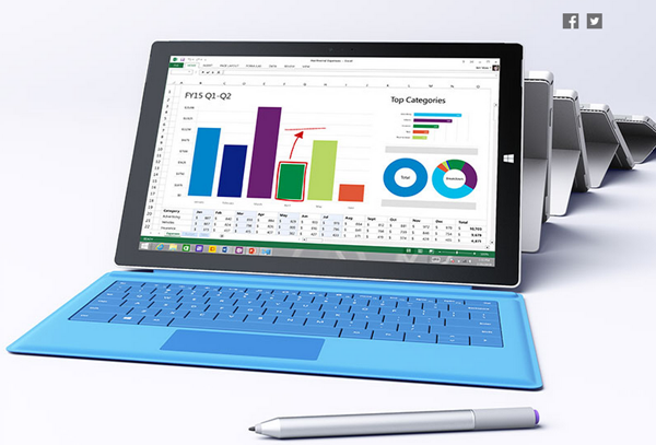 5 Must Have Surface Pro 3 Accessories