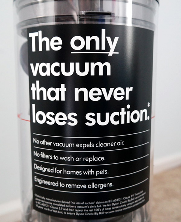 Dyson Cinetic Big Ball Animal Allergy Vacuum
