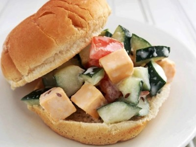 Easy Party Sandwiches Recipe Featured